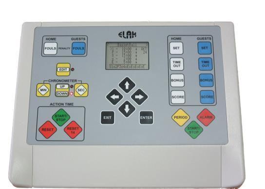Picture of Multisport Semafor ELAK EMS30