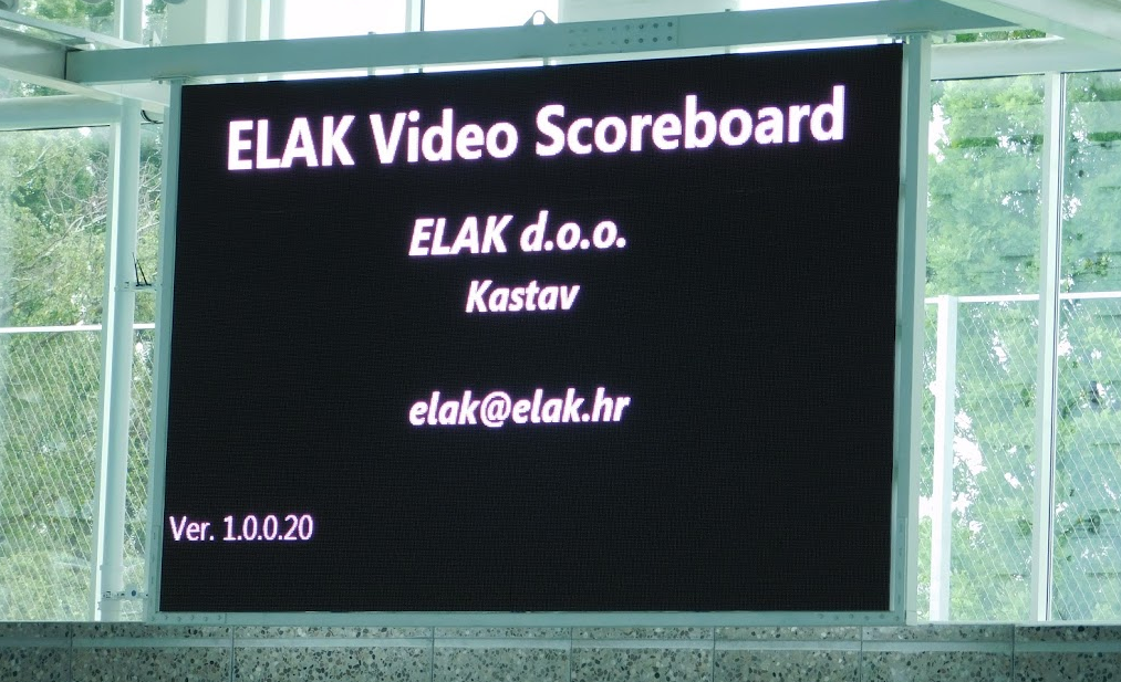 Picture of ELAK Video Semafor EVS