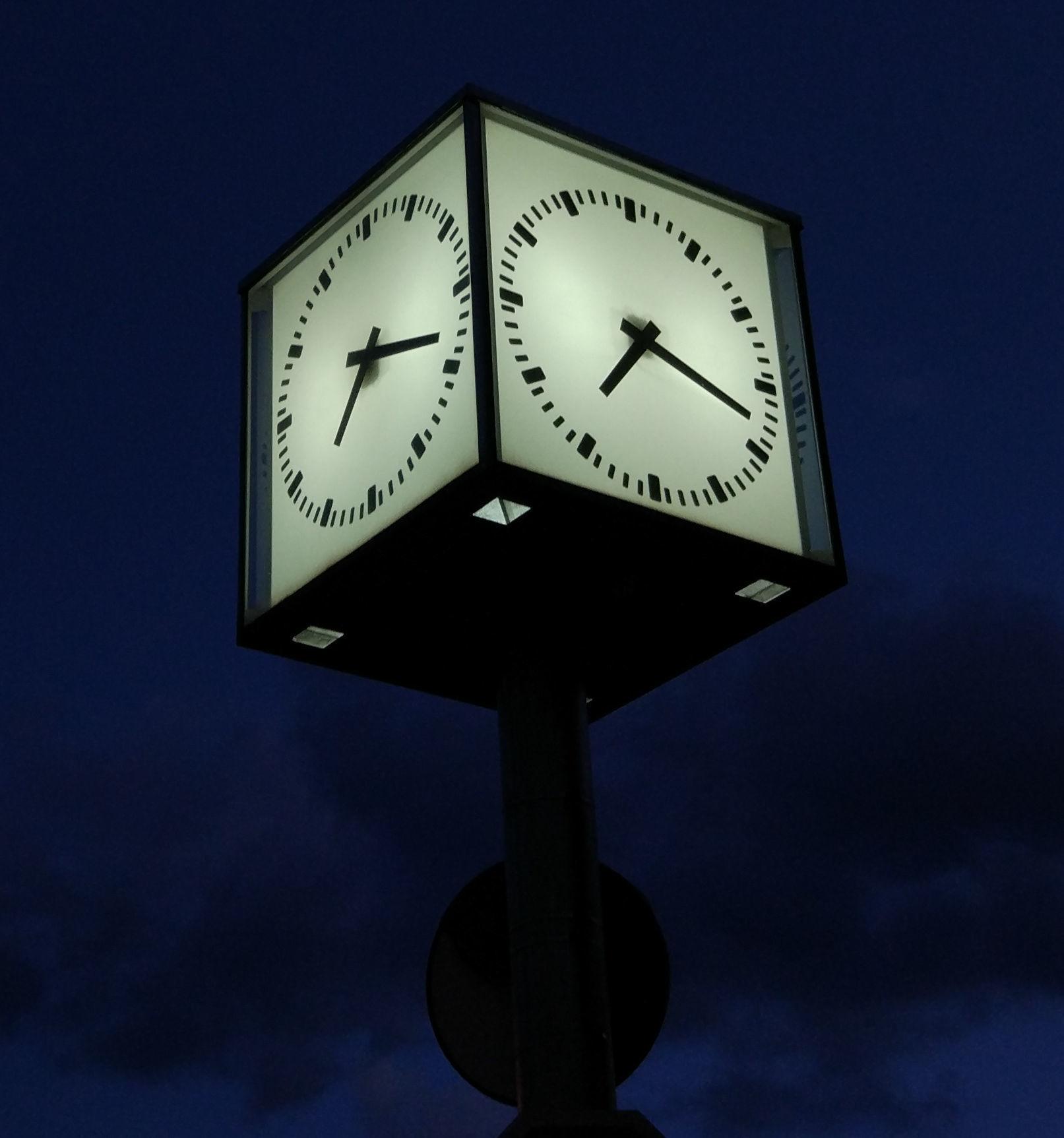 Javni sat Srdoči