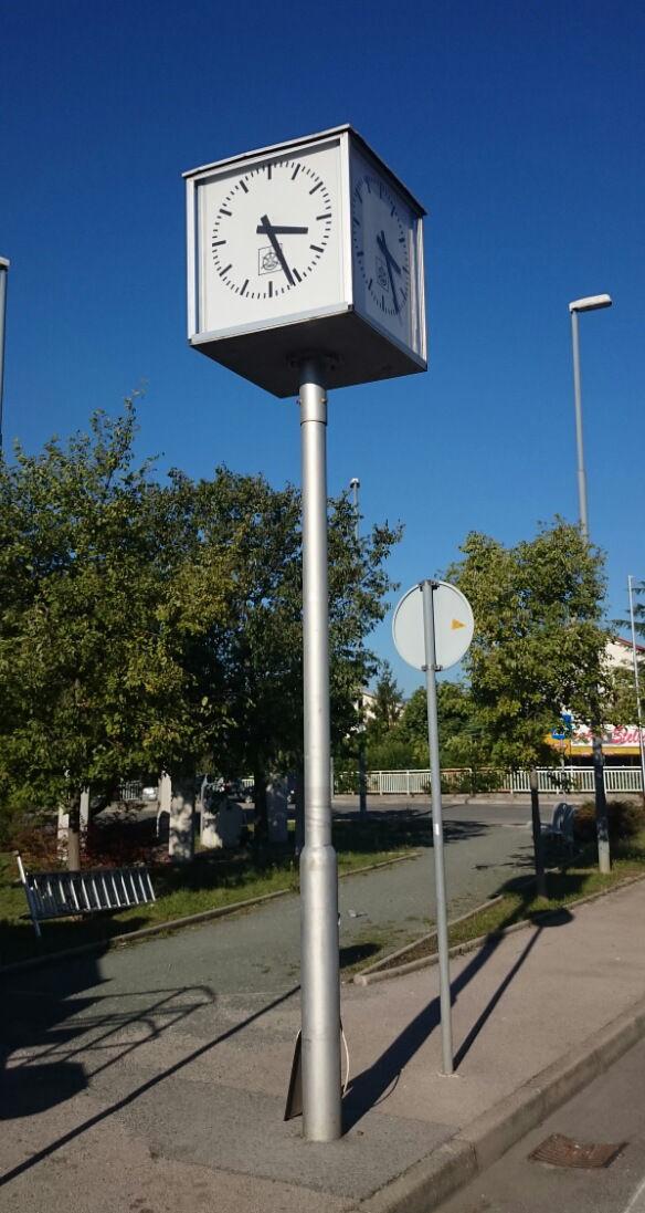 Javni sat Turkovo