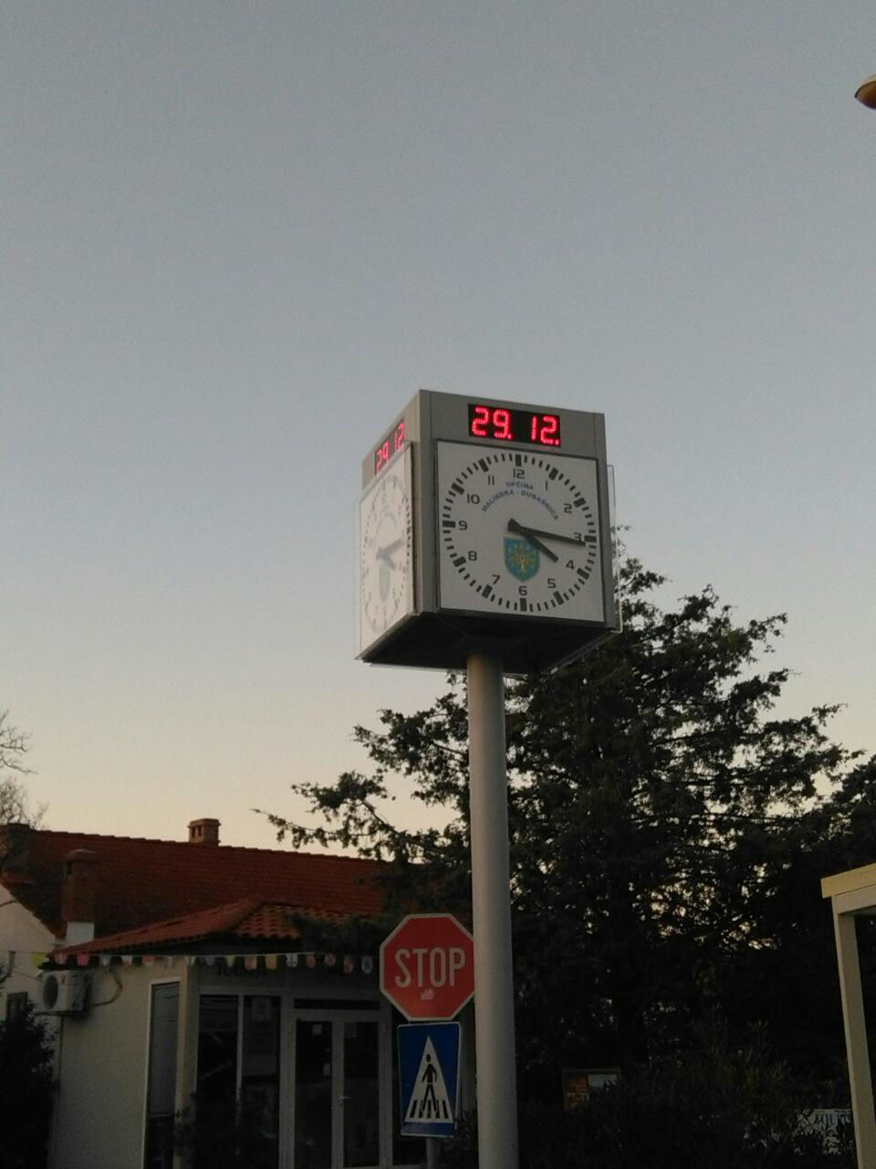 Javni sat Malinska