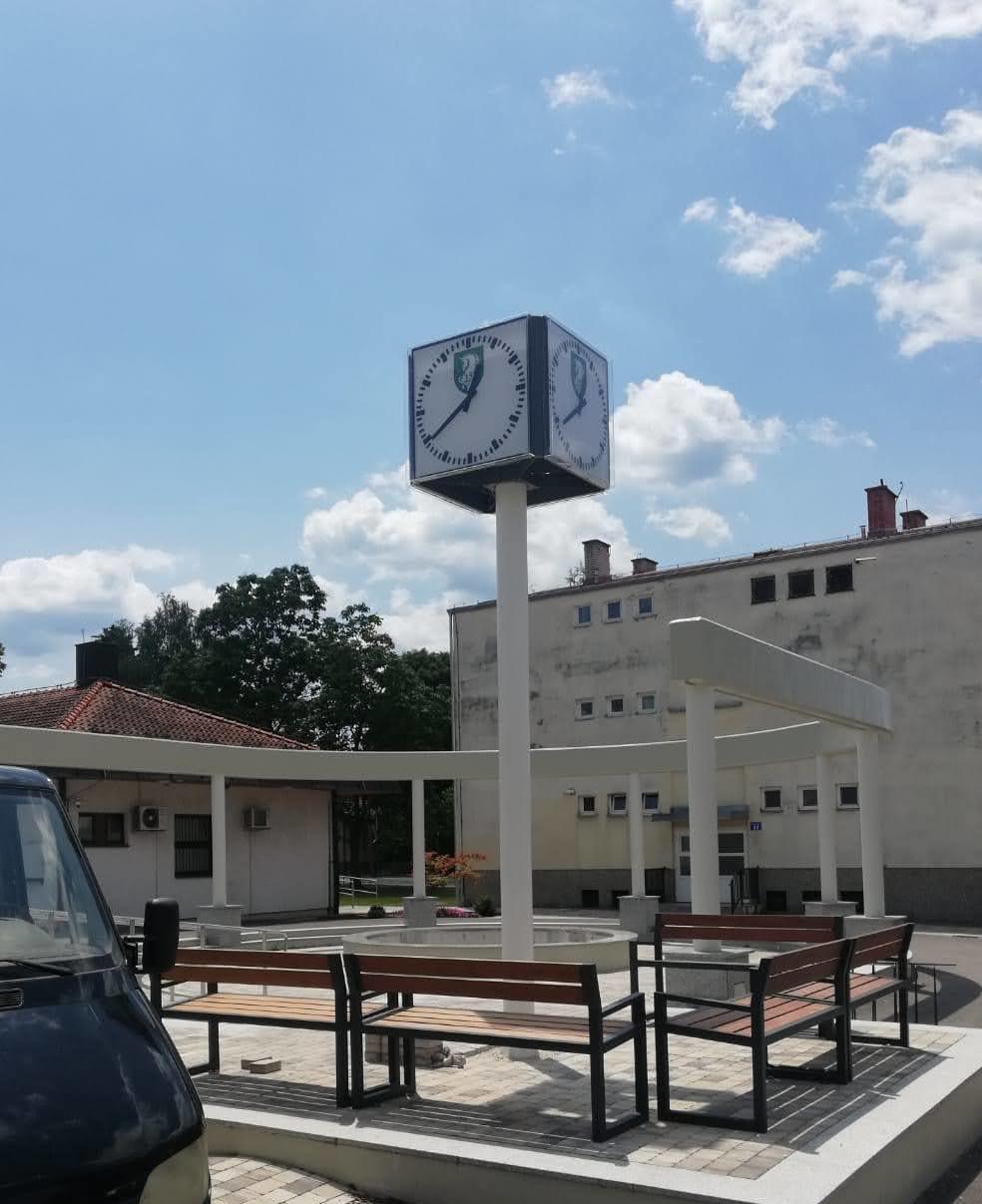 Javni sat Konjščina