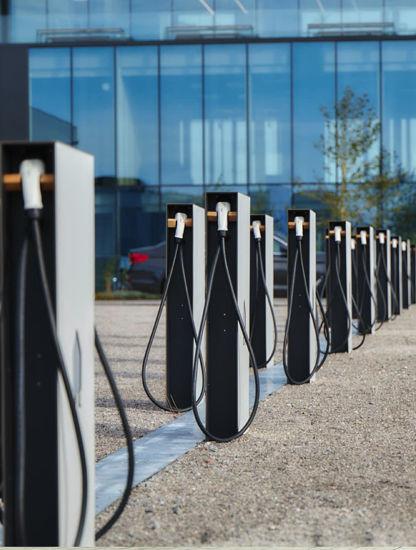 Picture of Stanica za punjenje električnih vozila Smappee EV Line